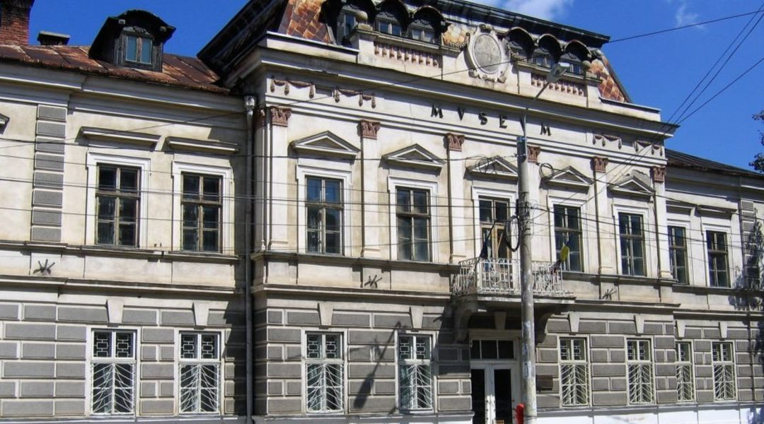 """Muzeul """"Arta Lemnului"""" din Campulung Moldovenesc"""